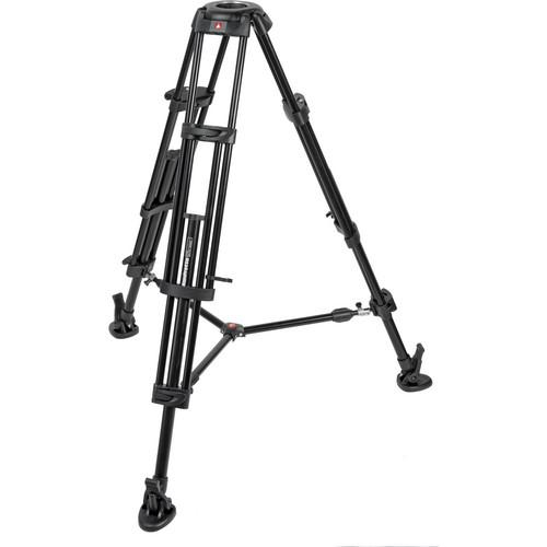 Manfrotto 546B Pro Video Tripod with Mid-level Spreader 546B
