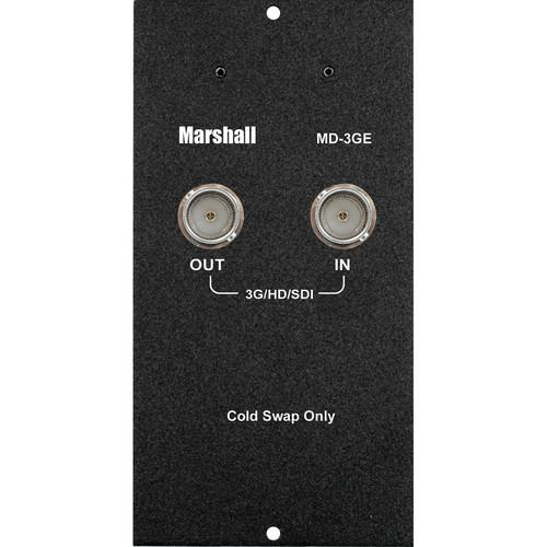 Marshall Electronics 3G-SDI Input Module with Loop-Out MD-3GE