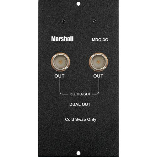 Marshall Electronics Dual Output 3GSDI Module For MD MDO-3G