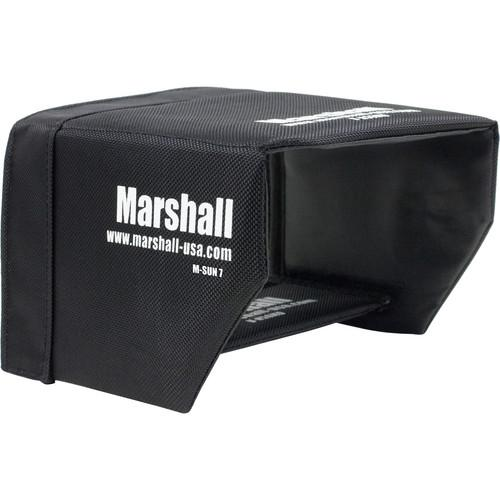 Marshall Electronics Sun Hood for M-CT7 7