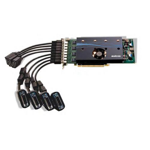 Matrox M9188 PCIe x16 Multi-Display Octal Graphics M9188-E2048F