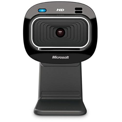 Microsoft  LifeCam HD-3000 USB Webcam T4H-00002