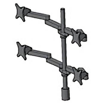 Middle Atlantic MMB2X2 Flat Panel Articulating Desk Mount MMB2X2