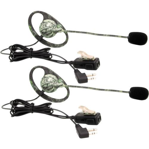 Midland AVPH7 Mossy Oak Break Up Camo Headsets with Boom AVPH7