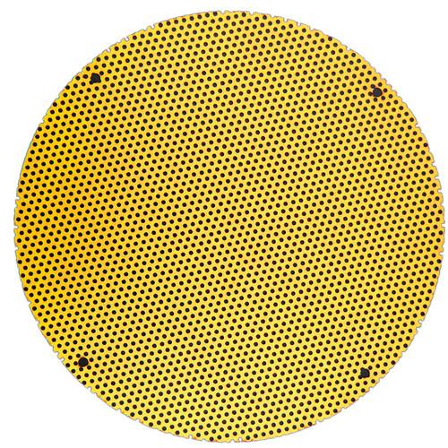 Mola  Perforated Aluminum Diffuser (Gold) PD002G