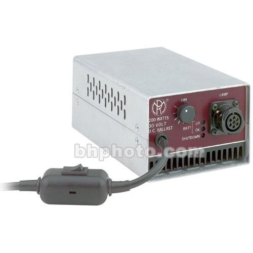 Mole-Richardson Ballast - Electronic DC for Mole 200W HMI 641-60
