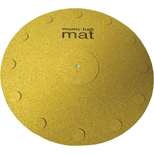 Music Hall  Cork Record Mat for Turntables MAT