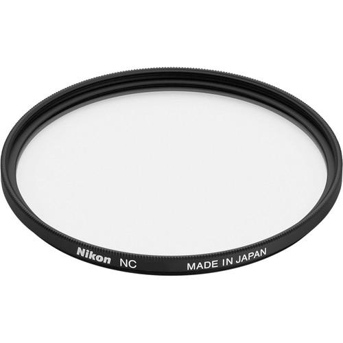 Nikon  72mm Clear NC Glass Filter 2481