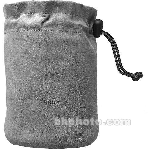Nikon  CL-S2 Soft Fabric Lens Pouch 4572