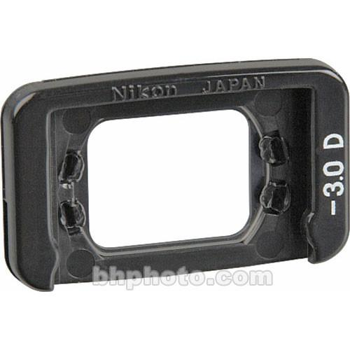 Nikon DK-20C Correction Eyepiece for Rectangular-Style 2946