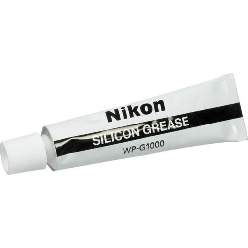 Nikon WP-G1000 Silicone Grease for WP-N1 Waterproof Housing 3694