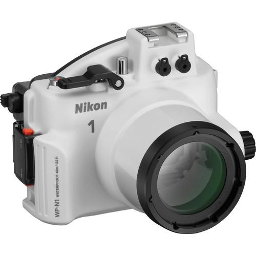 Nikon WP-N1 Waterproof Housing for Nikon 1 J1 / J2 Digital 3689