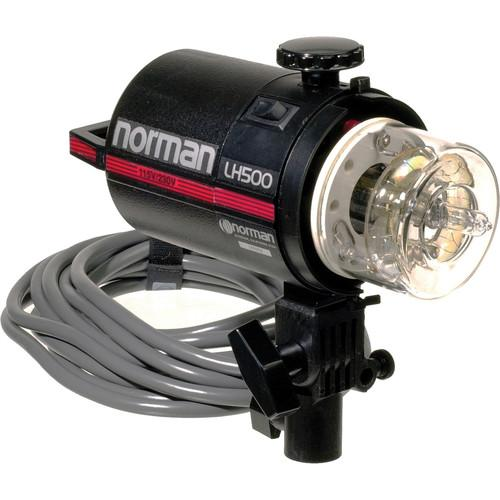 Norman  LH500BP Lamphead with Blower 812234