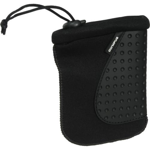 Olympus Compact Neoprene Camera Pouch (Black) 202547