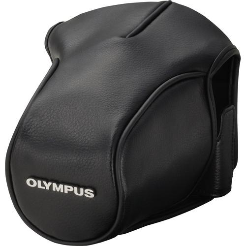 Olympus CS-36FBC Leather Wrap Around Case for OM-D V601058BW000