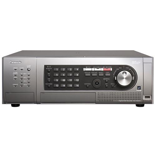 Panasonic WJ-HD616 16-Channel H.264 Digital Disk WJHD616/8000T2