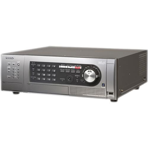 Panasonic WJ-HD716 16-Channel H.264 Digital Disk WJHD716/4000T2