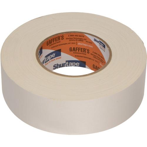 Permacel/Shurtape P-672 Professional Gaffer Tape 002UPCG250MWHT