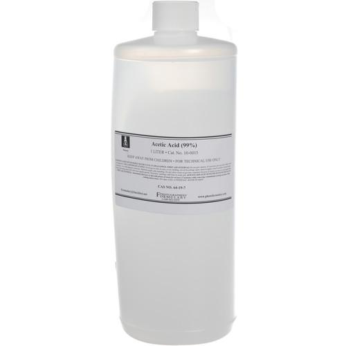 Photographers' Formulary Glacial Acetic Acid - 1 10-0015 1 LITER