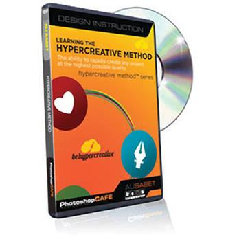 PhotoshopCAFE Training DVD: Learning the Hypercreative HCAS