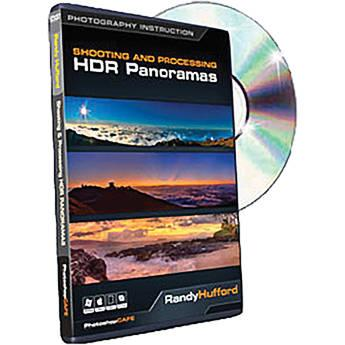 PhotoshopCAFE Training DVD: Shooting and Processing HDR HDRPANO
