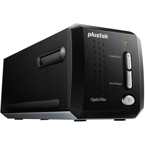 Plustek OpticFilm 8200i Ai Film Scanner 783064365338