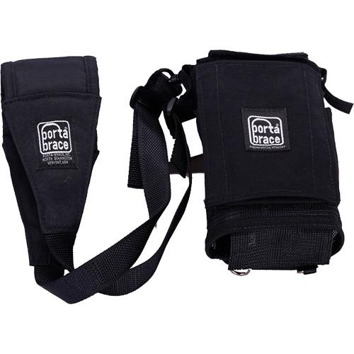 Porta Brace AR-PMD661 Audio Recorder Case Black AR-PMD661B