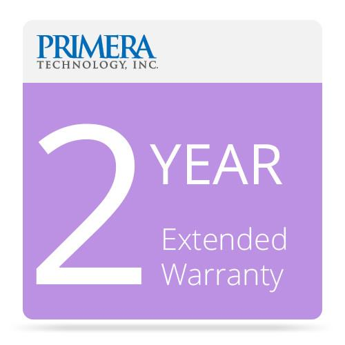 Primera Extended 2-Year Warranty For Bravo 4102 XRP Disc 90234
