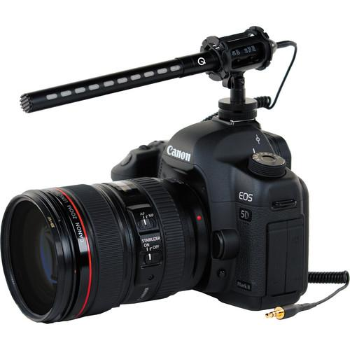 Que Audio DSLR-Video Pro Microphone Kit QVIDPRO-KIT