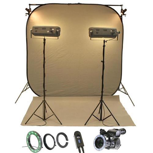 Reflecmedia RM 7221DM 7.0 x 7.0' Chromaflex All In One RM 7221DM