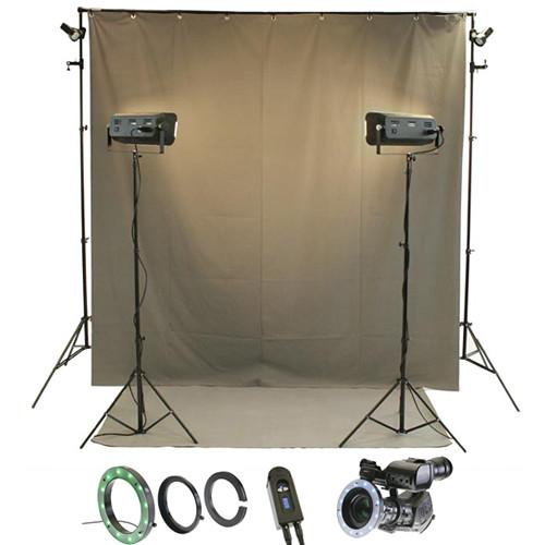 Reflecmedia RM 7225DM 8.0 x 8.0' Deskshoot All In One RM 7225DM