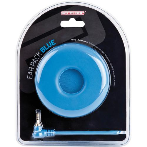 Reloop  Ear Pack (Blue) EARPAD-WIRE-BLU