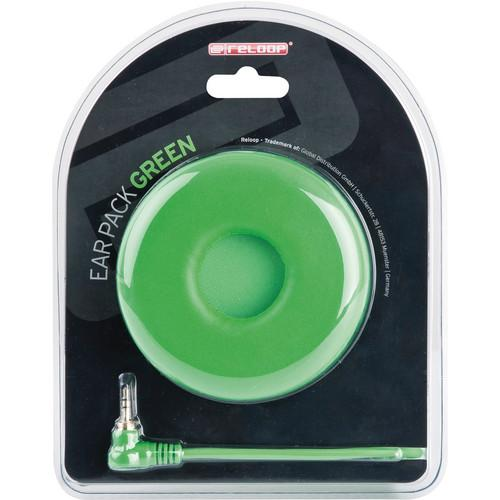 Reloop  Ear Pack (Green) EARPAD-WIRE-GRN