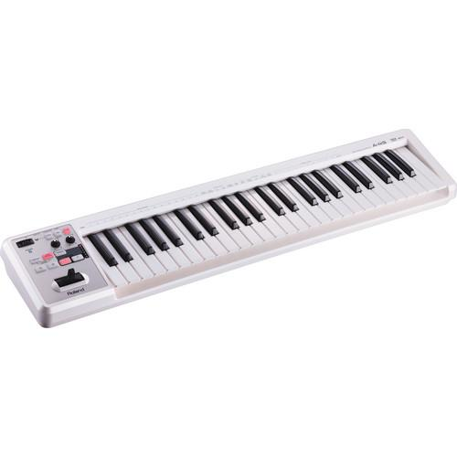 Roland A-49 - MIDI Keyboard Controller (White) A-49-WH