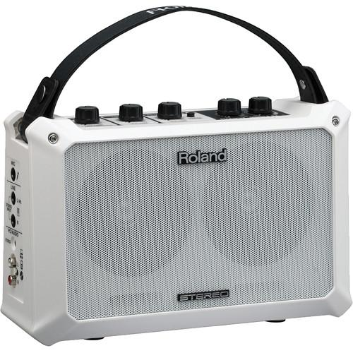 Roland MOBILE BA: Battery-Powered Stereo Amplifier MOBILE-BA