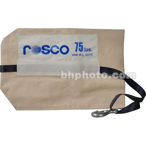 Rosco  75 lb Sandbag (Empty) 850726100075