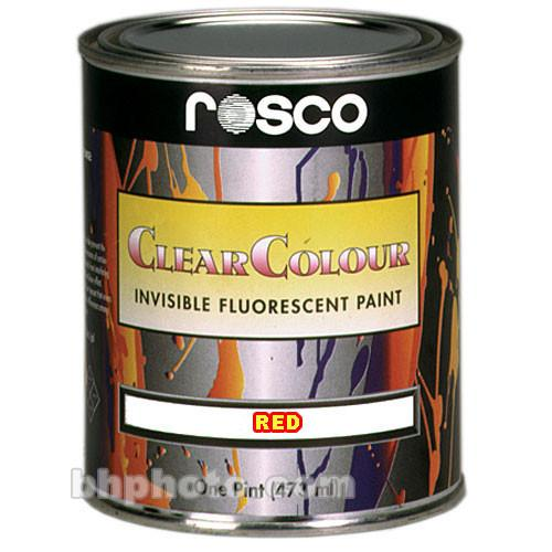 Rosco  ClearColor - Red - 1 Gallon 150066300128