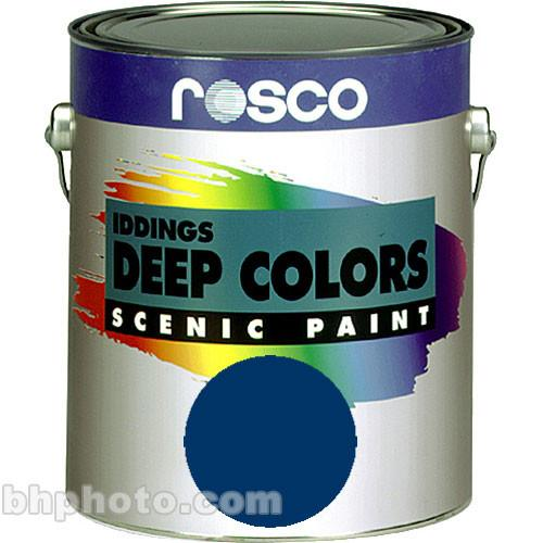 Rosco Iddings Deep Colors Paint - Navy Blue 150055730128