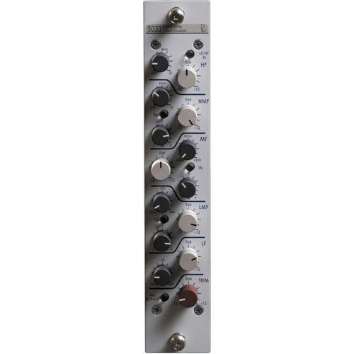 Rupert Neve Designs Portico 5033 Five-Band EQ (Vertical) 5033-V