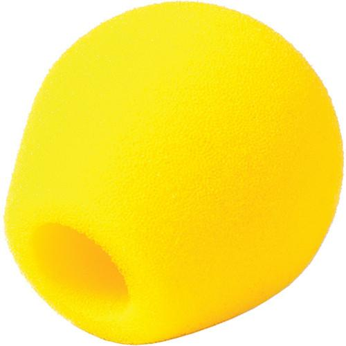 Rycote 18/32 Small Diaphragm Mic Foam [Yellow] 104418