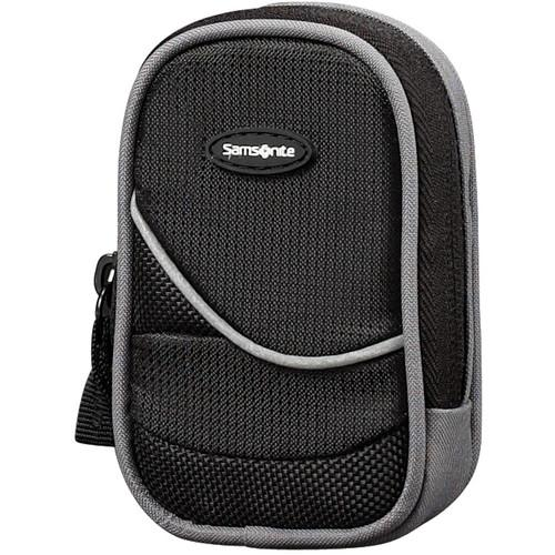 Samsonite Small Camera Bag (Black and Gray) 46588-1062