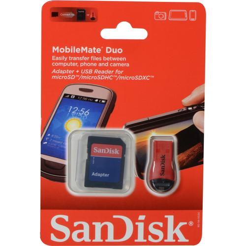 SanDisk  Micro SD to SD Adapter SDDRK-121-A46