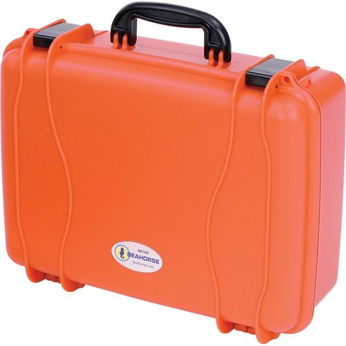 Seahorse 720 Case Without Foam (International Orange) SEPC-720OR