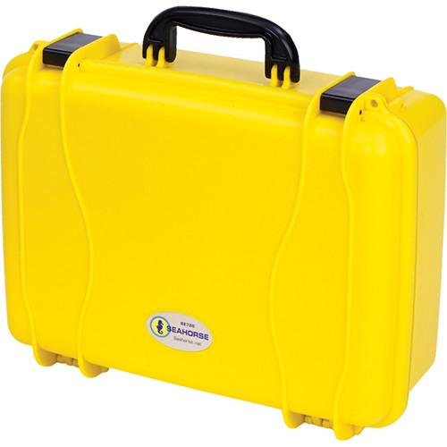 Seahorse 720 Case Without Foam (Safety Yellow) SEPC-720YL