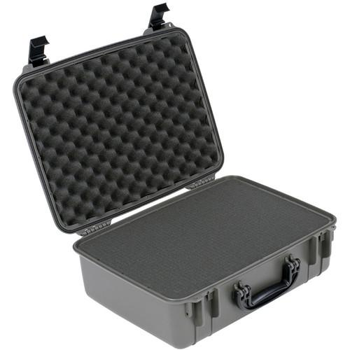 Seahorse 720F Laptop Computer Case With Cubed Foam SEPC-720FGM