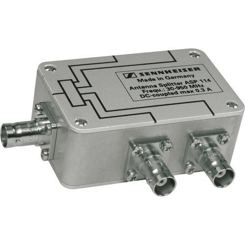 User manual Sennheiser ASP 114 4-Way Antenna Splitter ASP114