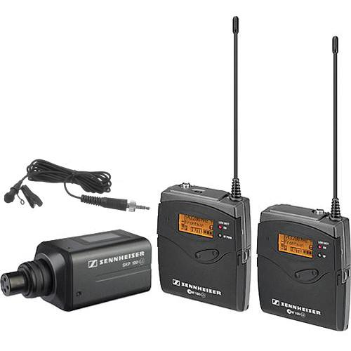 Sennheiser ew 100 ENG G3 Dual Wireless Broadcast Kit - B
