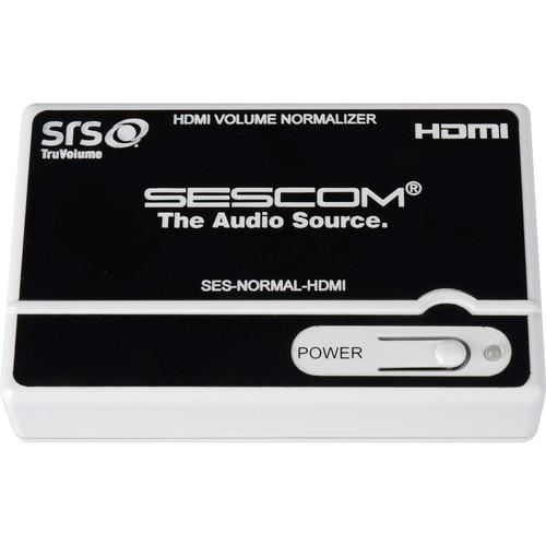 Sescom Sescom SES-NORMAL-HDMI Volume Leveler SES-NORMAL-HDMI