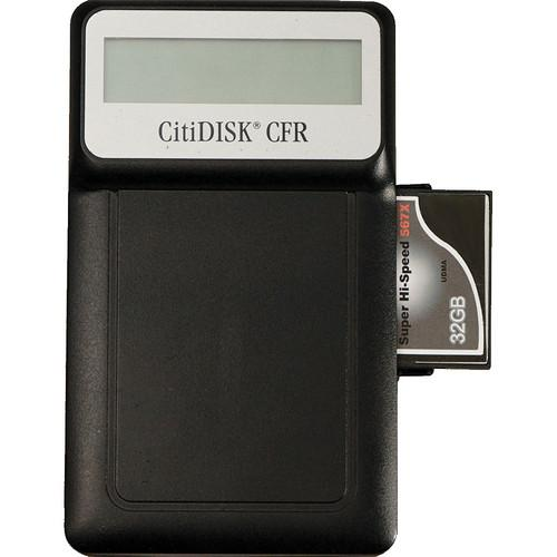 Shining Technology CitiDISK CFR (32GB) FW1258XD-CF   32GB (533X)