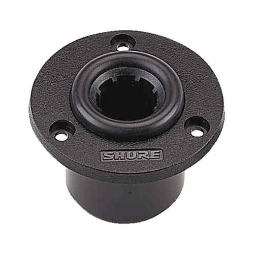Shure A400SM - Recessed Shock Mount for Gooseneck Mics A400SM